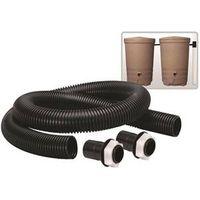 Fiskars 59606935J Rain Barrel Connector Kit