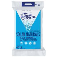 Diamond Crystal 100012411 Extra Coarse Water Softener Solar Salt