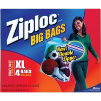 SC Johnson 65644 Ziploc Storage Bags