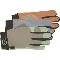 GLOVE LADIES LEATHER MEDIUM