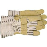 GLOVE LINED LEATHER PALM LG