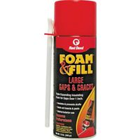 Red Devil Foam & Fill Triple Expanding Foam Polyurethane Sealant