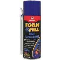 Red Devil Foam & Fill Minimal Expanding Foam Polyurethane Sealant