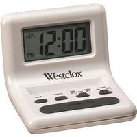 Westclox 47539A Celebrity Glo-Clock Alarm Clock