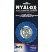 Nyalox 541-783-3 Fine Mounted Wheel Brush