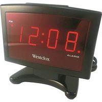 Westclox 70014 Plasma Alarm Clock