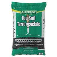 SOIL TOP 25L NO FERTILIZER