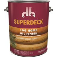 Duckback DB0072004-16 Superdeck Log Home Oil Finish