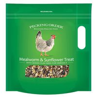 TREAT MEALWORM/SUNFLOWER 3LB