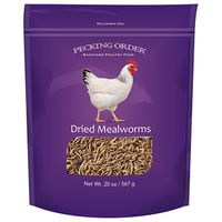 MEALWORMS F/CHICKENS 20OZ