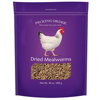 MEALWORMS F/CHICKENS 30OZ