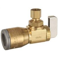 Mini-Ball 621-QG3-30 Quarter Turn Angle Stop Valve