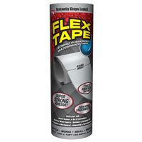 TAPE FLEX WTRPRF GRY 12INX10FT