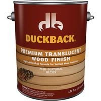 Duckback SC0074104-16 Exterior Wood Finish