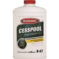 Roebic K-47 Cesspool Bacteria Treatment