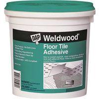 Dap 00136 Weldwood Floor Tile Adhesive