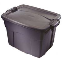 22GAL LATCH TOTE BLUE