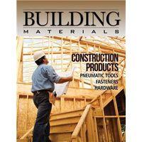 BUILDING MATERIALS CATALOG