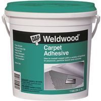 Dap 00186 Weldwood Carpet Adhesive