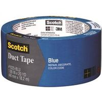 Scotch 1020-BLU-A Colored Duct Tape