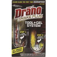 Drano Snake Plus 70241 Drain Cleaner