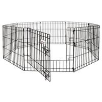 Doskocil Pet Mate 55058 Extra Large Exercise Pen With Door