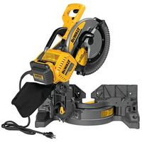 SAW MITRE DUAL BEVEL 12IN 120V