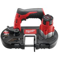 Milwaukee 2429-20 Sub-Compact Cordless Band Saw With Light