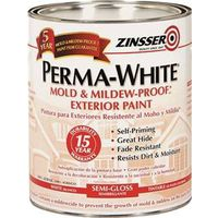 Zinsser 03134 Perma White Exterior Paint