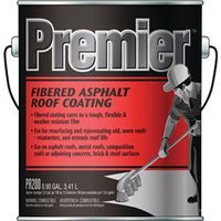 Henry Premier Fibered Asphalt Roof Coating