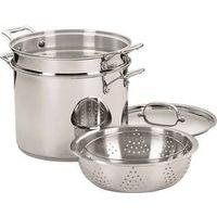 Cuisinart/Waring 77-412 Chefs Classic Pasta/Steamer Set