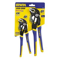Vise-Grip 2078709 Groove Lock Plier Set