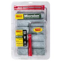 ROLLER MICROLON W/FRM 9X3/8IN
