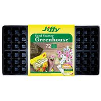 GREENHOUSE STARTER W/LBL 72CT