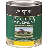 Valspar 018.4432-09.005 Tractor and Implement Enamel Paint