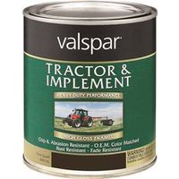 Valspar 018.4432-19.005 Tractor and Implement Enamel Paint