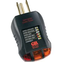 Gardner Bender GRT-3500 Outlet Tester