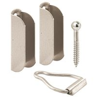 Prime Line PL 8131 Hanger and Latch Set