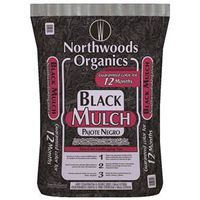 MULCH BLACK 2 CUBIC FEET