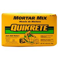 Quikrete 1102 Mortar Mix