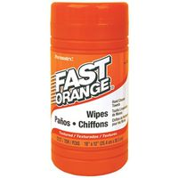 CLEANER HND WIPE FST ORNG 72CT