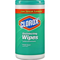Clorox 01656 Disinfecting Wipes