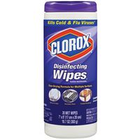 Clorox 1654 Kitchen Grease Disinfecting Wipe