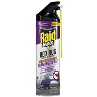 BED BUG FOAMING SPRAY 17.5OZ