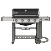 GRILL NATURAL GAS BLACK E-410