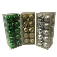 BALLS DECO ASST BX 20PC 50MM
