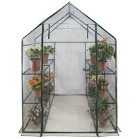 GREENHOUSE LARGE 56X56X77IN