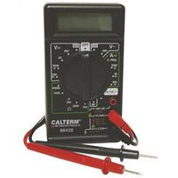 Calterm 66430 Digital Multimeter