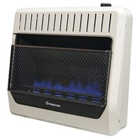 HEATER BLUE FLAME DUAL FUEL30K