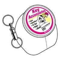 Hy-Ko KT117 Pull Apart Key Ring